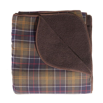 Barbour Classic Tartan Dog Blanket - M.W. Reynolds