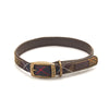 Barbour Tartan Dog Collar - M.W. Reynolds
