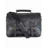 Barbour Leather Briefcase - M.W. Reynolds