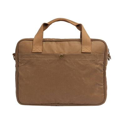 Barbour Longthorpe Wax Laptop Bag - M.W. Reynolds