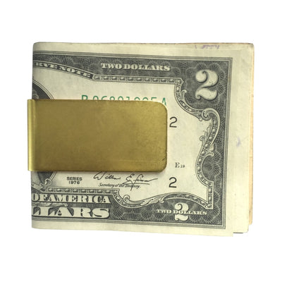 Schott Schott Brothers Money Clip - M.W. Reynolds