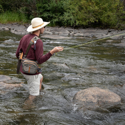 Fishpond Eddy River Hat - M.W. Reynolds