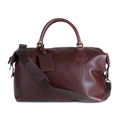 Leather Medium Travel Explorer Bag