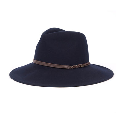 Barbour Women's Tack Fedora Hat - M.W. Reynolds