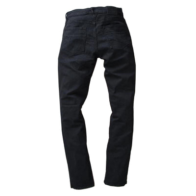 Raleigh Denim Martin Stretch Black - M.W. Reynolds