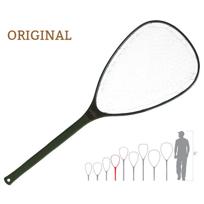 Fishpond Nomad Mid Length Net - M.W. Reynolds