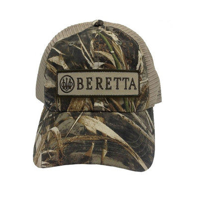 Beretta Patch Trucker Cap - M.W. Reynolds