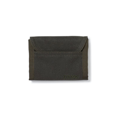 Filson Tin Cloth Smokejumper Wallet - M.W. Reynolds
