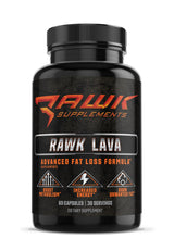 Rawk Lava Thermogenic - Rawksupps