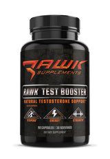 Rawk Test Booster - Rawksupps