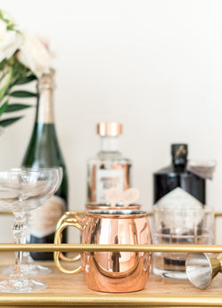 Anatomy of a Perfect Home Bar Registry