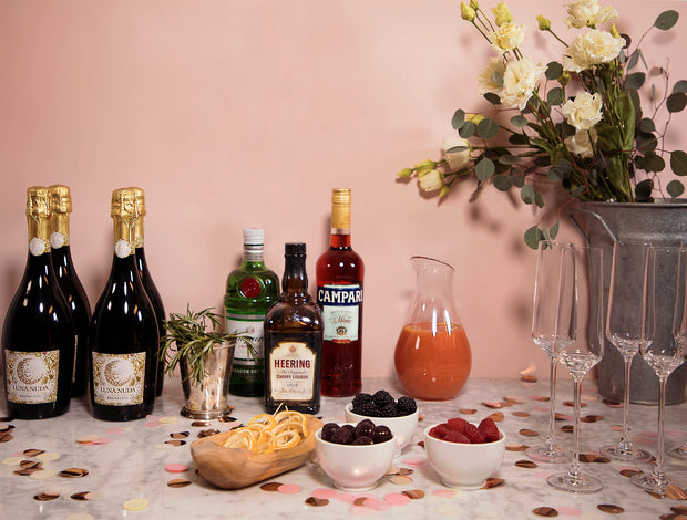 How to Create a Perfect Prosecco Bar