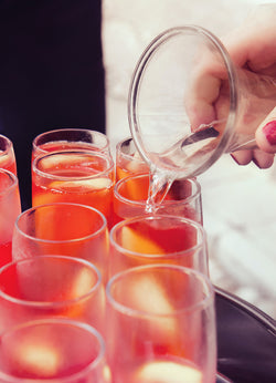 4 Rules of Selecting Your Wedding Cocktail