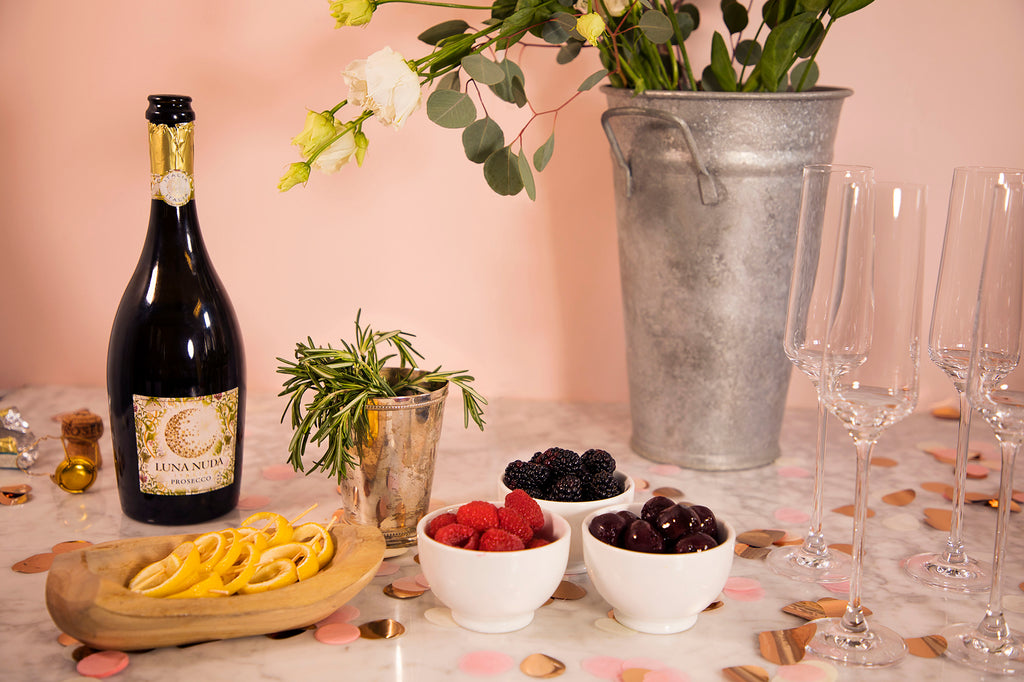 How to Create a Perfect Prosecco Bar at ThirstyNest - Wine Registry
