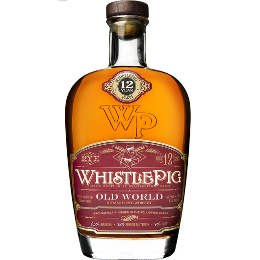 Whistlepig the Old World Rye Limited Release