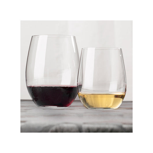 Riedel O Cab/Chard/Viog Stemless Wine Glasses (S/8)