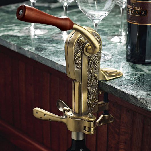 Legacy Wine Opener Antique Bronze