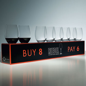 Riedel Cabernet O Buy 8 Pay 6