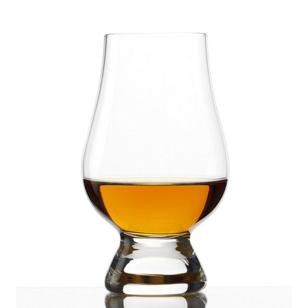 Glencairn Whiskey Glass Tapered Base Set of 4