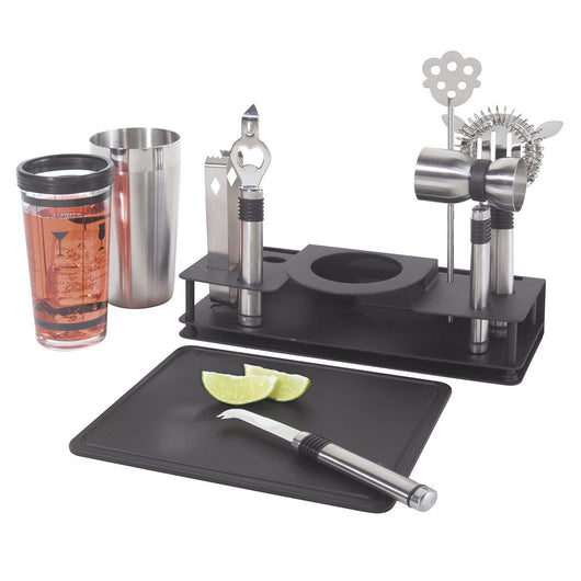 10 Piece Craft Cocktail Making Set
