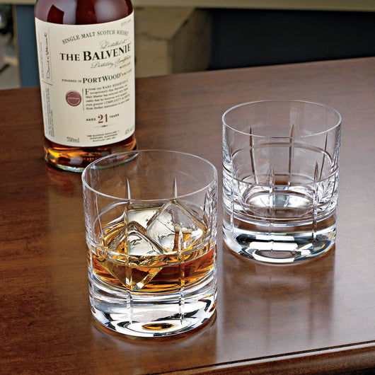 Soho Bar Glasses Set of 2