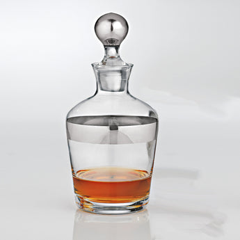 Madison Ave Whiskey Decanter