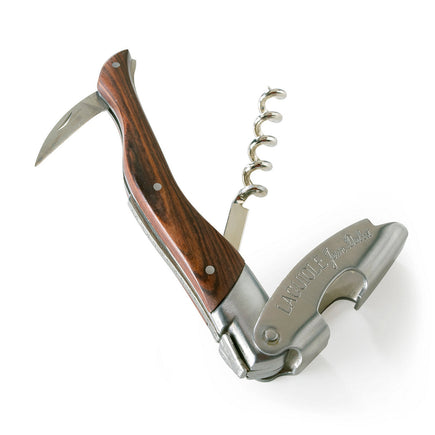 Laguiole Millesime Rosewood Corkscrew in Gift Box