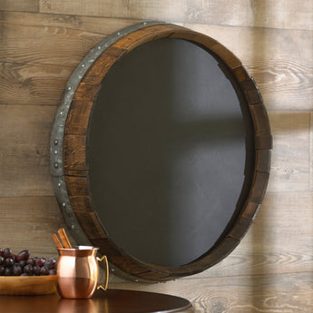 Barrel Head Chalkboard