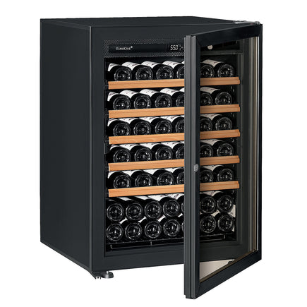 EuroCave Premiere S Wine Cellar in Black