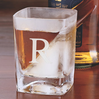 Personalized Whiskey Wedge