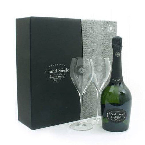 Laurent Perrier Grand Siecle NV Brut Champagne Gift Set