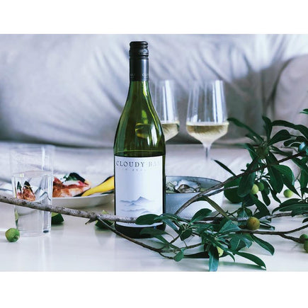 Cloudy Bay 2019 Sauvignon Blanc Marlborough New Zealand