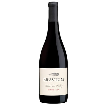 Bravium 2014 Pinot Noir, Wiley Vyd., Anderson Valley