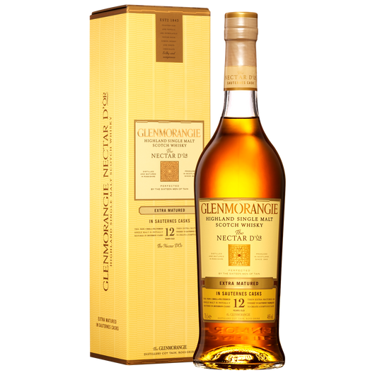 Glenmorangie Nectar D'or Single Malt Scotch