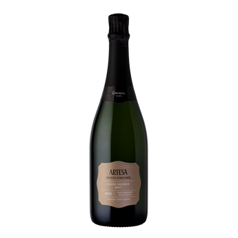 Codorniu Napa Grand Reserve Brut, Artesa Estate Vineyard, Los Carneros 2014