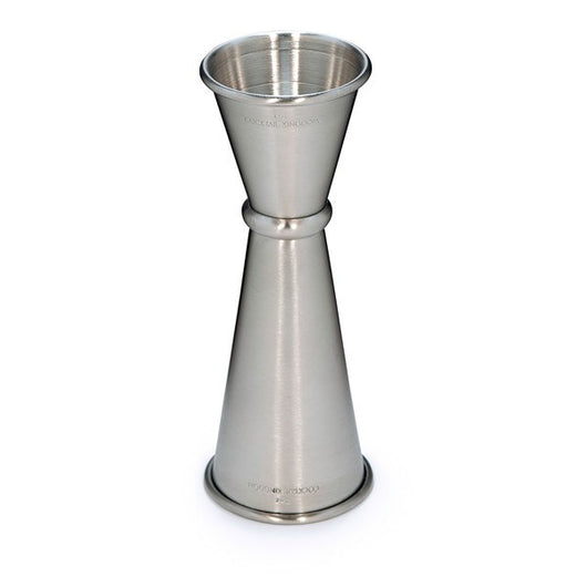 Japanese Style Jigger - Stainless Steel - 1oz/2oz