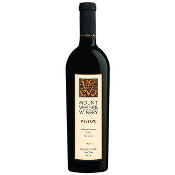 Mount Veeder Winery Red Blend Reserve  Napa Valley 2014