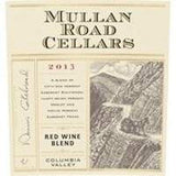 Mullan Road 2013 Red Blend, Cakebread, Col. Vly