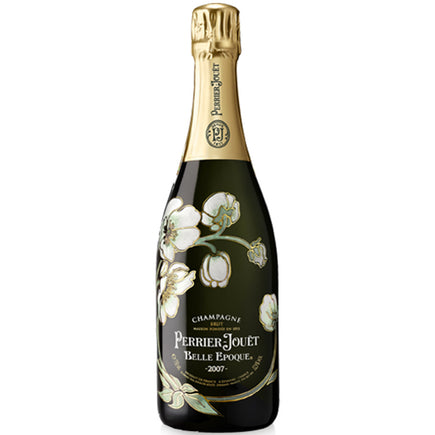 Perrier-Jouët 2007 Belle Epoque Brut, Luminous Bottle