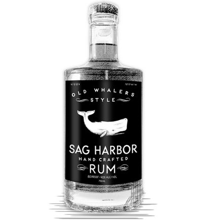 Sag Harbor Old Whaler's Style Rum