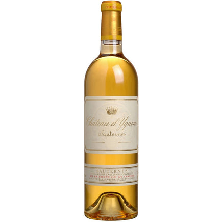 Chateau d'Yquem 2011 Premier Grand Cru Sauternes, Half Bottle (375mL)