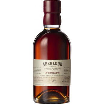 Aberlour Single Malt Scotch A'Bunadh