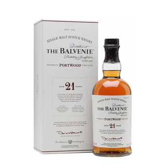 The Balvenie Scotch Single Malt 21 Year Portwood