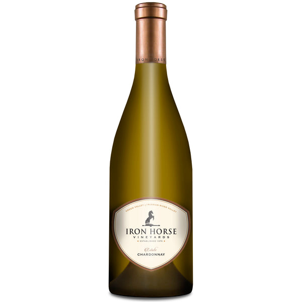 Iron Horse Vineyards 2015 Estate Chardonnay