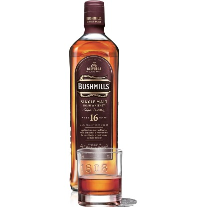 Bushmills 10 Year Single Malt Scotch
