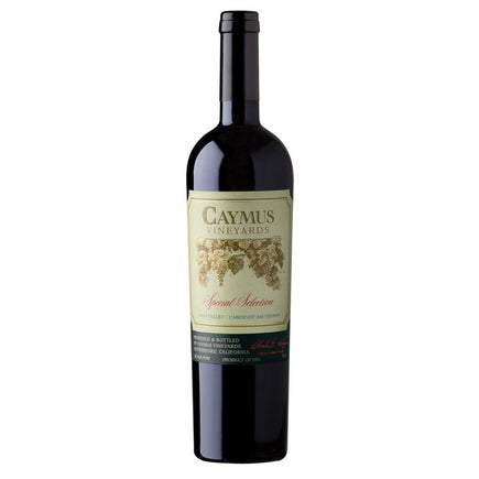 Caymus Special Selection 2015 Napa Valley Cabernet Sauvignon