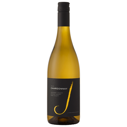 J Vineyards & Winery Multi-Appelated Chardonnay