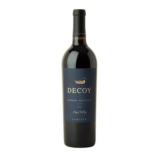 Decoy Limited by Duckhorn 2018 Cabernet Sauvignon, Napa Valley