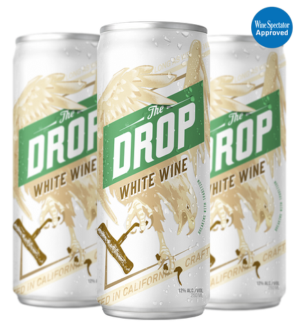 The Drop's Canned Cali White 8-Pack