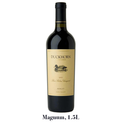 Duckhorn 2013 Three Palms Napa Valley Merlot, Magnum, 1.5L